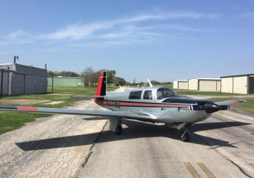 Mooney 231 Intercooler