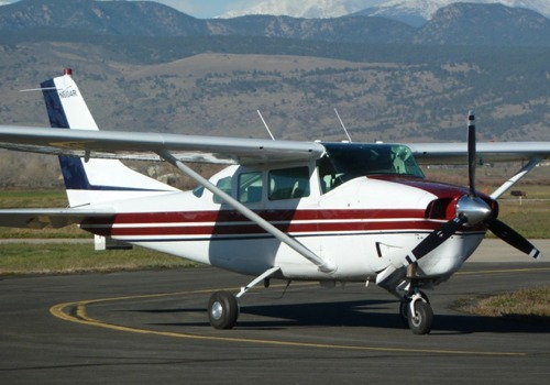 Cessna T200 Intercooler