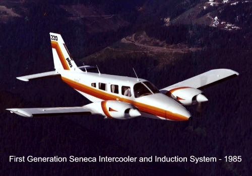 Piper Seneca Intercooler